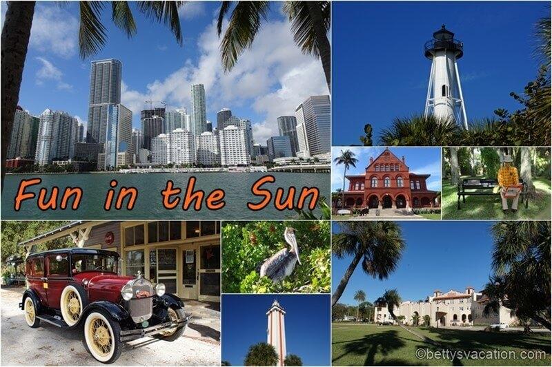 Fun in the Sun - Florida über Silvester – mein neuer Reisebericht