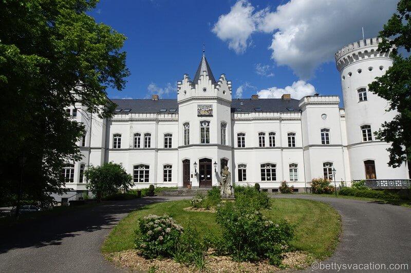 Schloss Schlemmin, Mecklenburg-Vorpommern