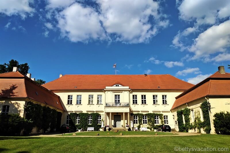 Schloss Hoppenrade, Löwenberger Land, Brandenburg