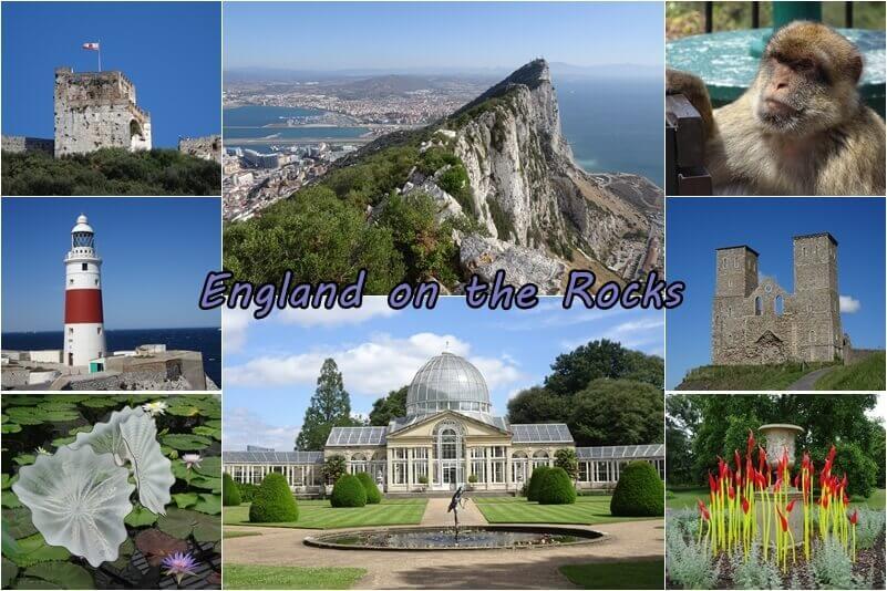England on the Rocks - Gibraltar und England - mein neuer Reisebericht