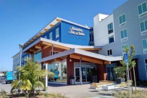 Hampton Inn & Suites San Diego Airport Liberty Station, Kalifornien