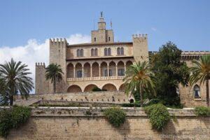 Königliches Mallorca - La Almudaina
