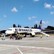 Ryanair Economy Class Boeing 737: Berlin – Palma de Mallorca