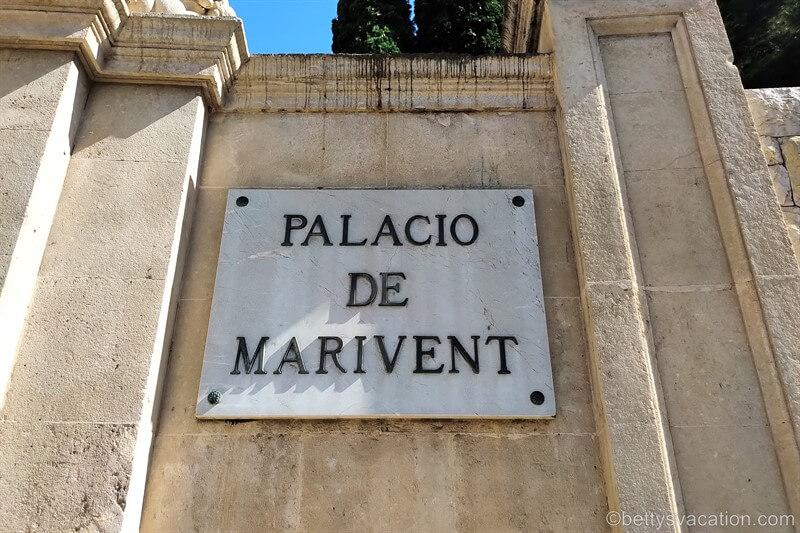 Königliches Mallorca - Palacio de Marivent