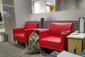 American Airlines Admirals Club, Eagles Nest, Los Angeles