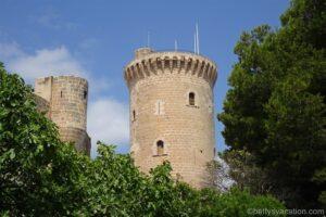 Schlösser und Burgen auf Mallorca - Castell de Bellver