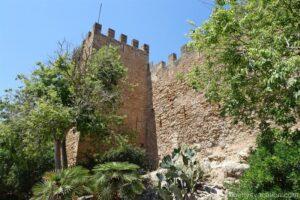 Schlösser und Burgen auf Mallorca - Castell de Capdepera