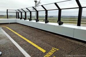 Besucherterrasse Flughafen Hannover