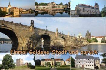 Einmal Goldene Stadt und zurück - Kurztrip nach Prag