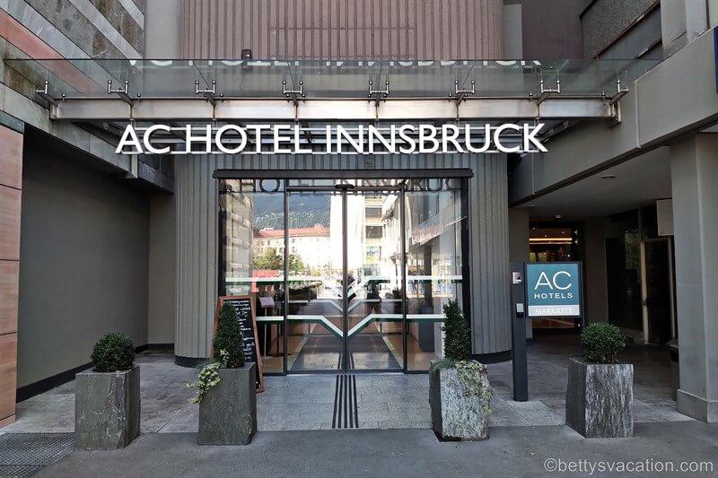 AC Hotel by Marriott, Innsbruck, Österreich
