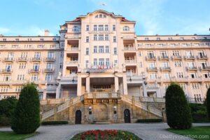 Hotel Imperial, Karlsbad, Tschechien