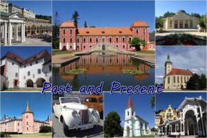 Past and Present - Rundreise durch Westböhmen - mein neuer Reisebericht