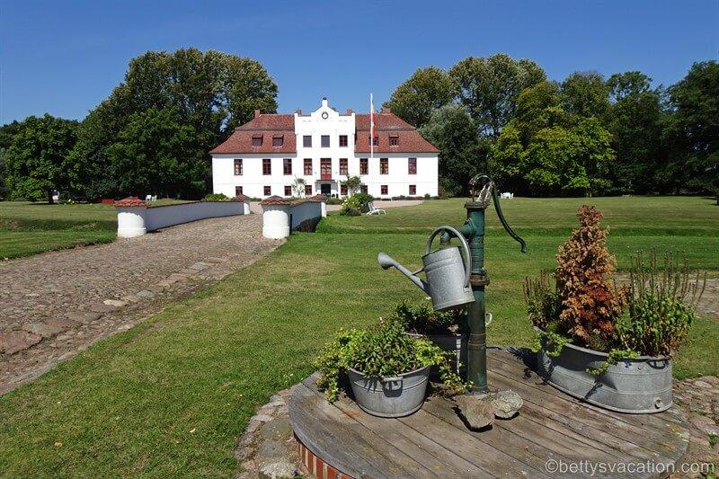 Herrenhaus in Mecklenburg-Vorpommern