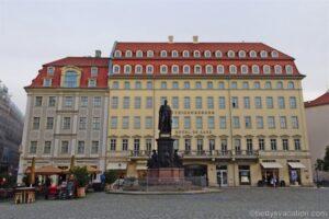 Steigenberger Hotel de Saxe, Dresden, Sachsen