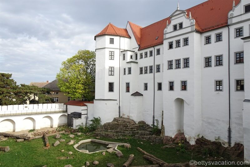 Schloss Hartenfels, Torgau, Sachsen