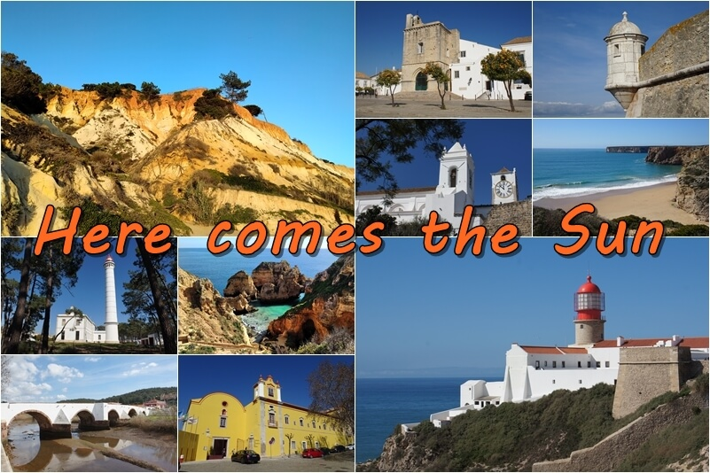 Here comes the Sun - Sonne tanken in Portugal – mein neuer Reisebericht