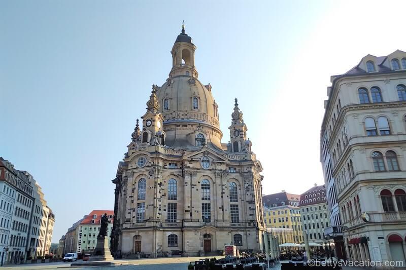 Kleiner Rundgang durch Dresden, Sachsen