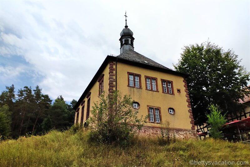 Wallfahrtskirche Klein-Heiligkreuz, Hessen
