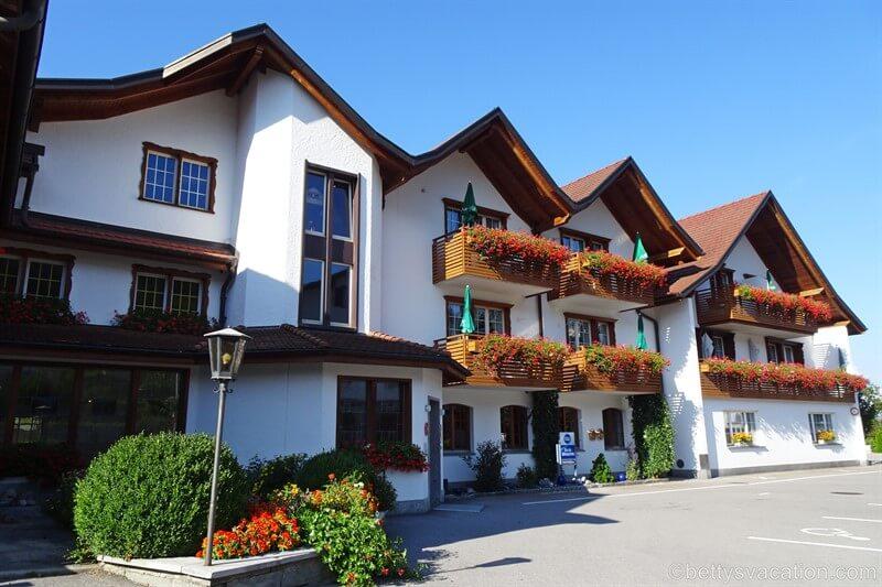 Best Western Hotel Rebstock, Rorschacherberg, Schweiz