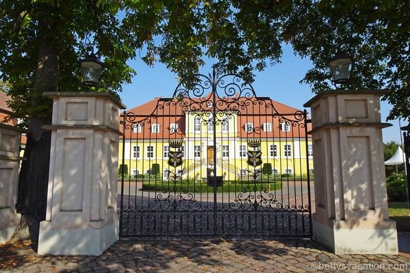Bismarck-Schloss Döbbelin, Sachsen-Anhalt