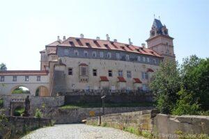 Schloss Brandeis, Brandýs nad Labem, Tschechien