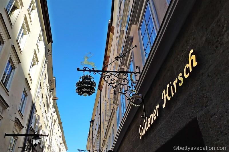 Hotel Goldener Hirsch, a Luxury Collection Hotel, Salzburg, Österreich