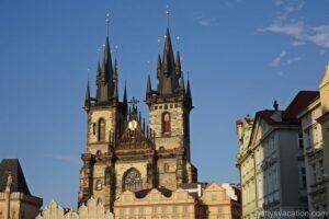 Stadtrundgang durch Prag - Prager Altstadt