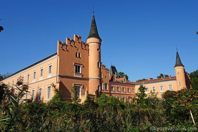 Schlösser und Herrenhäuser in Märkisch-Oderland, Brandenburg