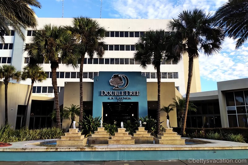 DoubleTree by Hilton Hotel Jacksonville Airport, Florida