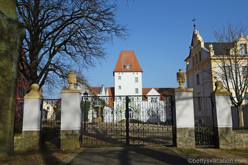 Schlösser und Herrenhäuser in Oberhavel, Brandenburg - Teil 2