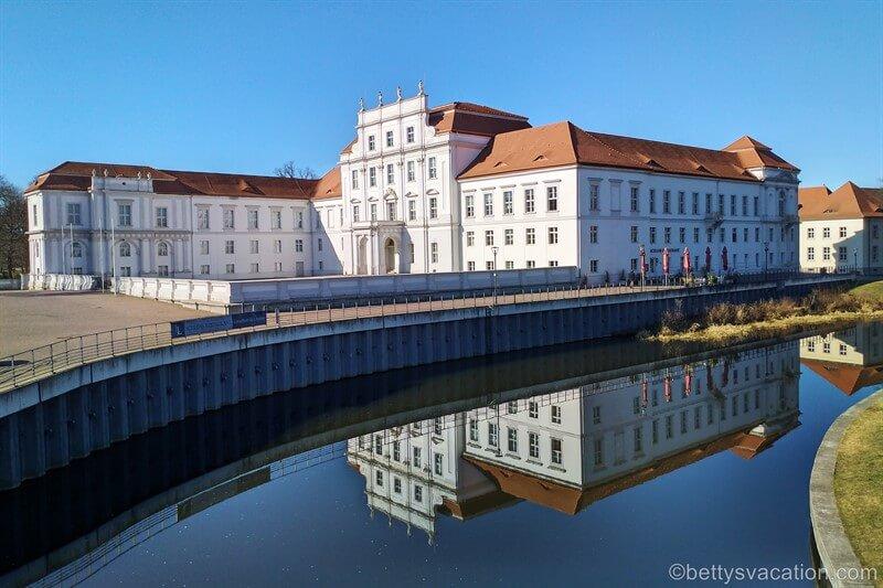 Schlösser und Herrenhäuser in Oberhavel, Brandenburg - Teil 1