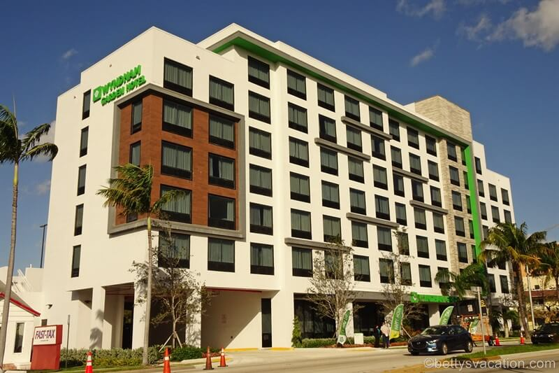 Wyndham Garden Hotel Ft. Lauderdale Airport and Cruise Port, Florida