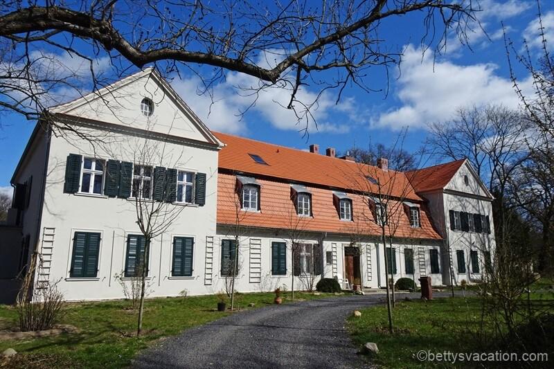 Schlösser und Herrenhäuser im Landkreis Barnim, Brandenburg - Teil 1