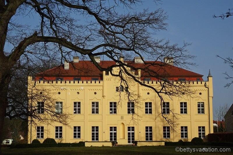 Schlösser und Herrenhäuser im Havelland, Brandenburg, Teil 2