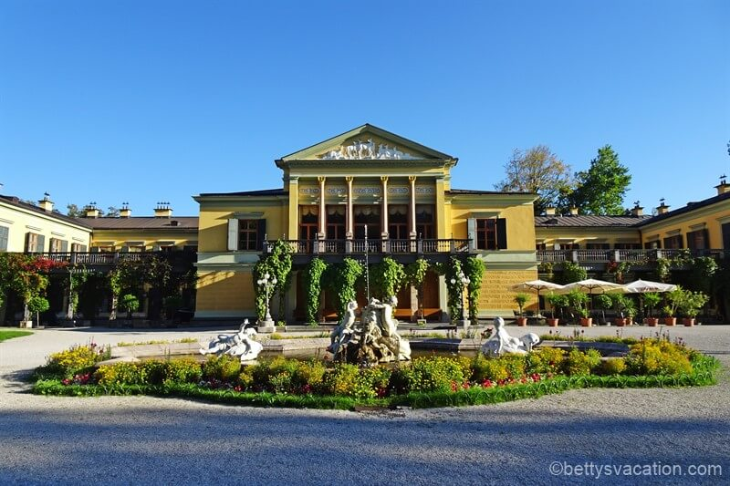 Kaiservilla, Bad Ischl, Österreich
