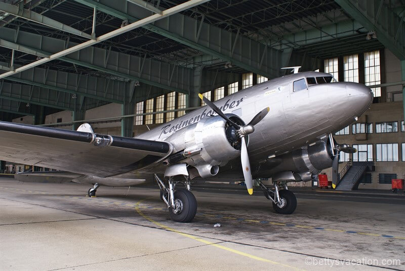 Mein Flug mit dem Rosinenbomber