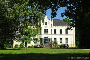 Schlösser und Herrenhäuser zwischen Rostock und Teterow, Mecklenburg-Vorpommern