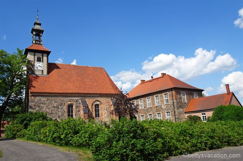 Schlösser und Herrenhäuser zwischen Seelow und Lebus, Märkisch-Oderland, Brandenburg