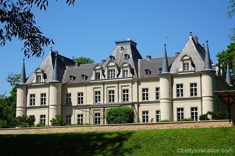 Schlösser und Herrenhäuser im Landkreis Barnim, Brandenburg - Teil 2
