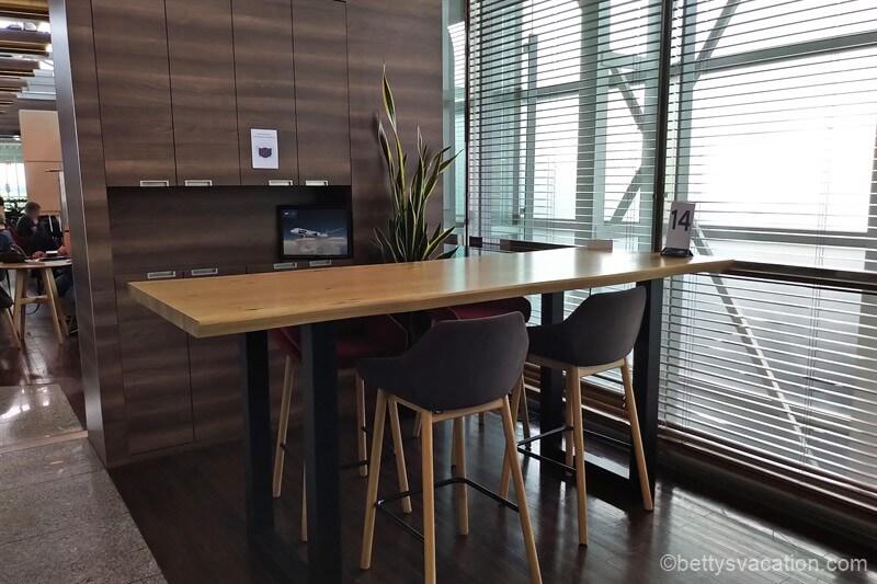 LOT Business Lounge Polonez, Warschau