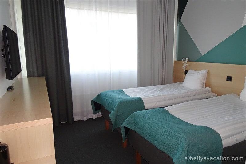 GreenStar Hotel, Jyväskylä, Finnland