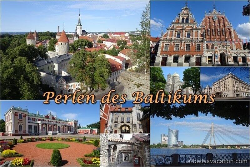 Perlen des Baltikums - Kurztrip nach Riga und Tallinn