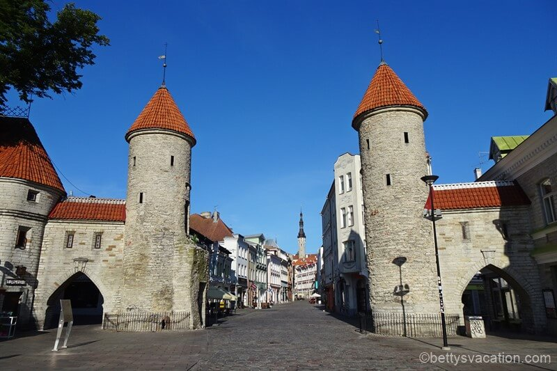 Stadtrundgang durch Tallinn, Estland, Teil 1