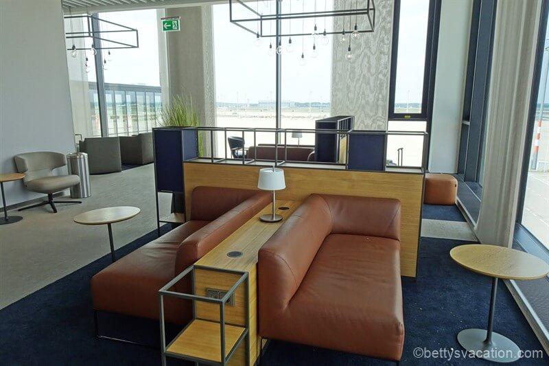 Lufthansa Business Lounge, Flughafen Berlin-Brandenburg