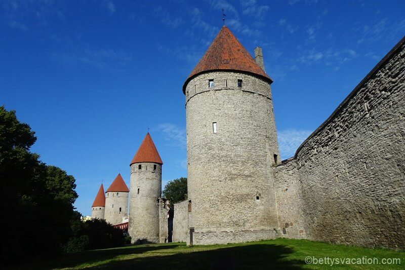 Stadtrundgang durch Tallinn, Estland, Teil 2