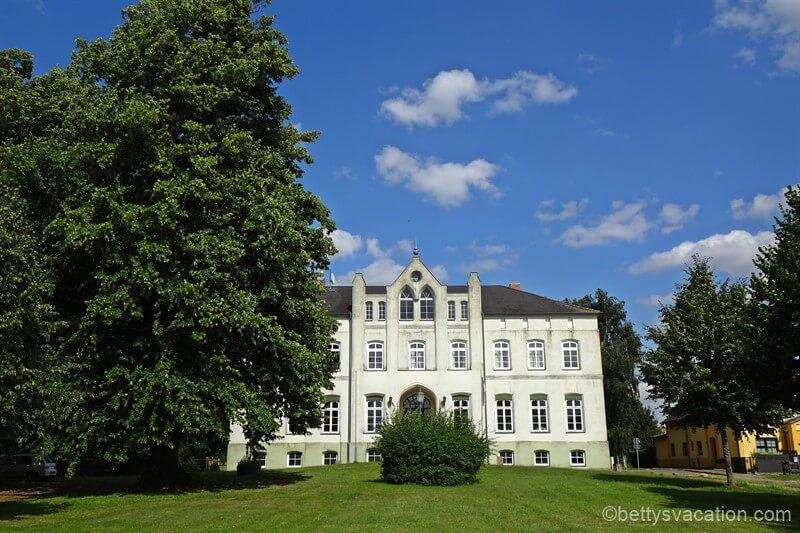 Schlösser und Herrenhäuser zwischen Kühlungsborn und Satow, Mecklenburg-Vorpommern