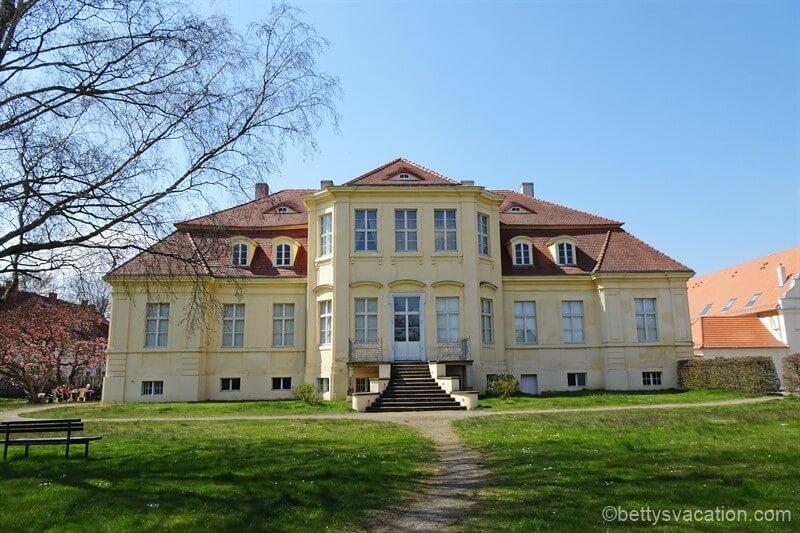 Schlösser und Herrenhäuser rund um Brandenburg/ Havel, Brandenburg