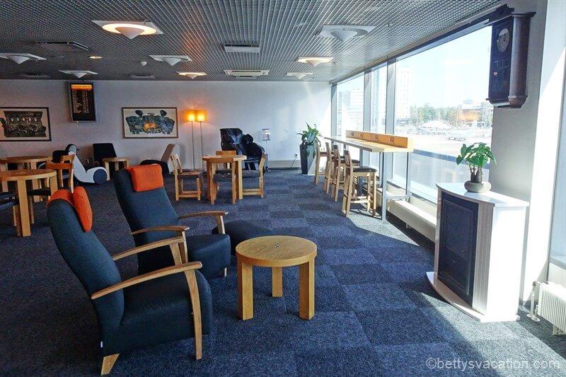 Tallinn Airport Business Lounge