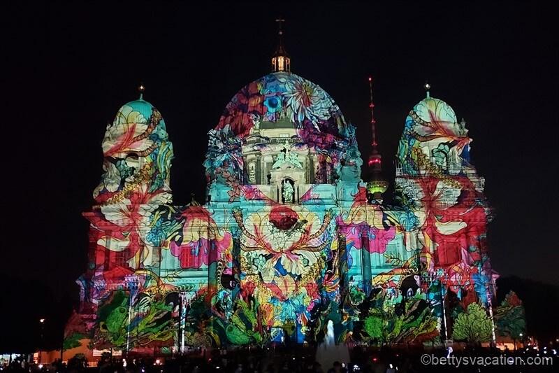 Festival of Lights 2021 in Berlin