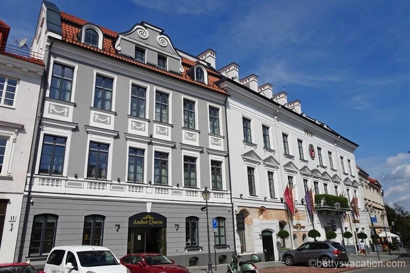 Hotel Pacai, Design Hotels, Vilnius, Litauen